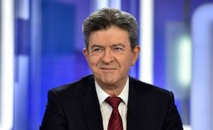 Jean-Luc Mélenchon sur France 5 le 13 mars 2016