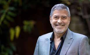 George Clooney en janvier 2021