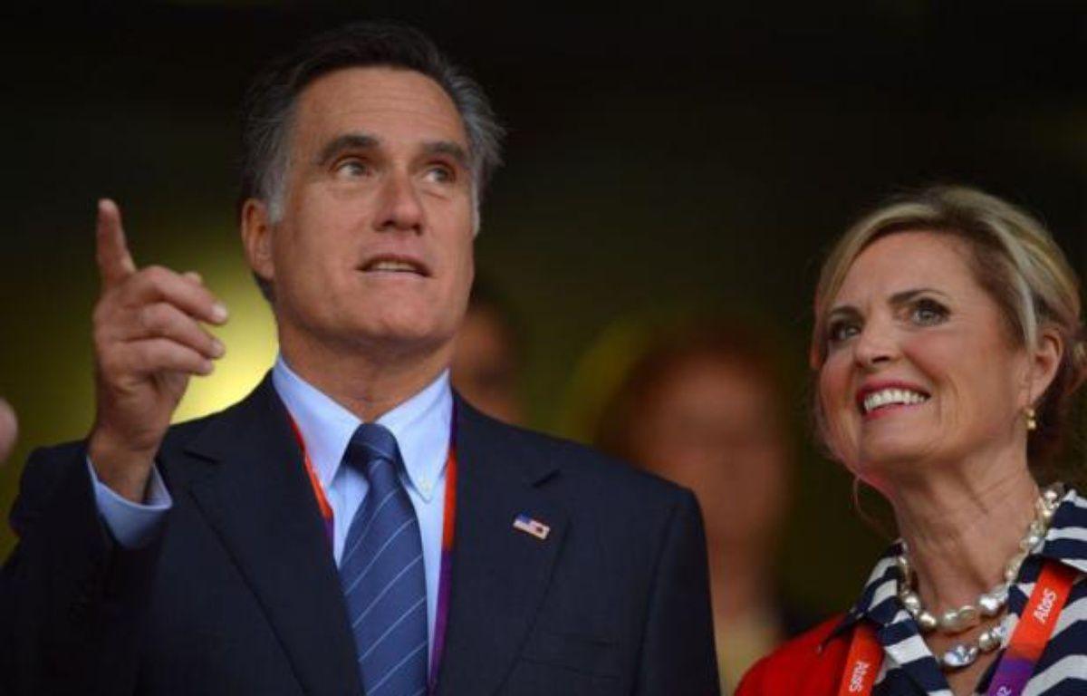 Le candidat républicain à la présidentielle américaine Mitt Romney doit rencontrer dimanche plusieurs dirigeants israéliens et palestinien à Jérusalem, dans le cadre d'une tournée visant à asseoir sa stature sur le plan international. – Odd Andersen afp.com