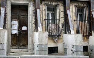 Près de 4.000 personnes ont été délogées de leur appartement à Marseille à cause d'arrêtés de périls.