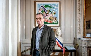 Pierre Hurmic, le maire de Bordeaux