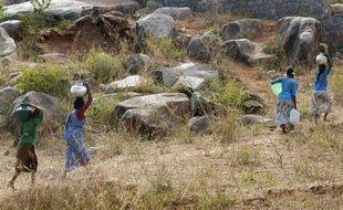 Environnement: les deux tiers de la population mondiale connaissent des pénuries d'eau, selon un rapport