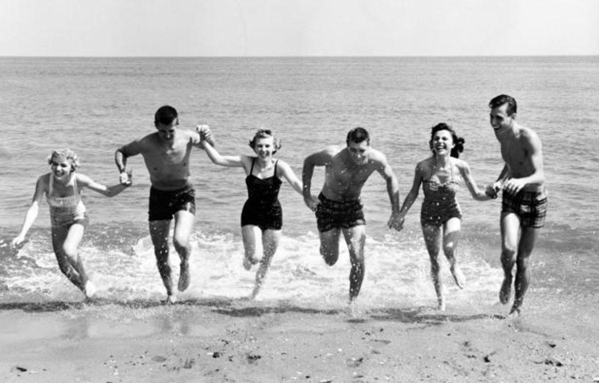 Une certaine idée du bonheur... en noir et blanc – SUPERSTOCK/SUPERSTOCK/SIPA