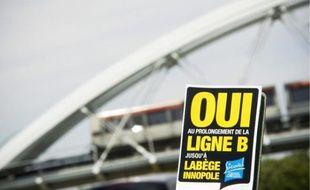 Les affiches de la campagne en faveur du prolongement seront placardées dès mardi.