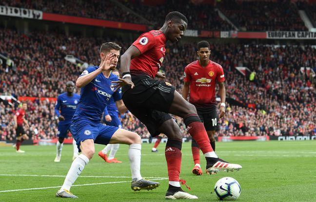 Manchester United-Chelsea EN DIRECT: Les Blues trouvent déjà le poteau... Ca démarre fort à Old Trafford... Suivez le live avec nous