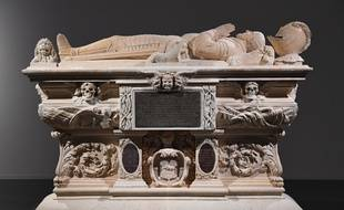 Le monument funéraire a été restauré après un appel au financement participatif.