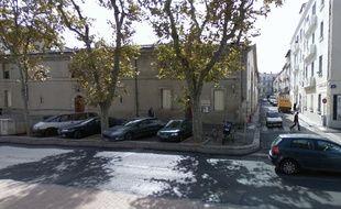 Le bâtiment, occupé par des réfugiés albanais, à Montpellier, a été évacué.