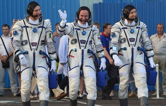 Sans braguette, la nouvelle combinaison spatiale russe met fin au «pipi porte-bonheur» des cosmonautes