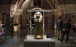 L'Open Museum «Donald» au musée des Beaux-Arts de Lille.