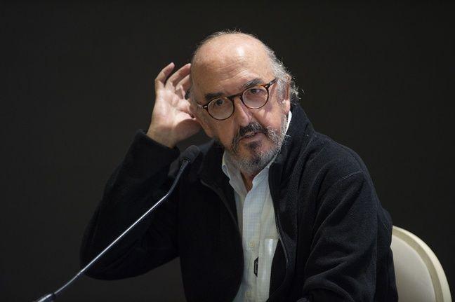 Jaume Roures lors de sa conférence à Paris, le 21 octobre 2020.