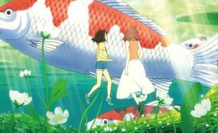 «Wonderland, Le royaume sans pluie» de Keiichi Hara