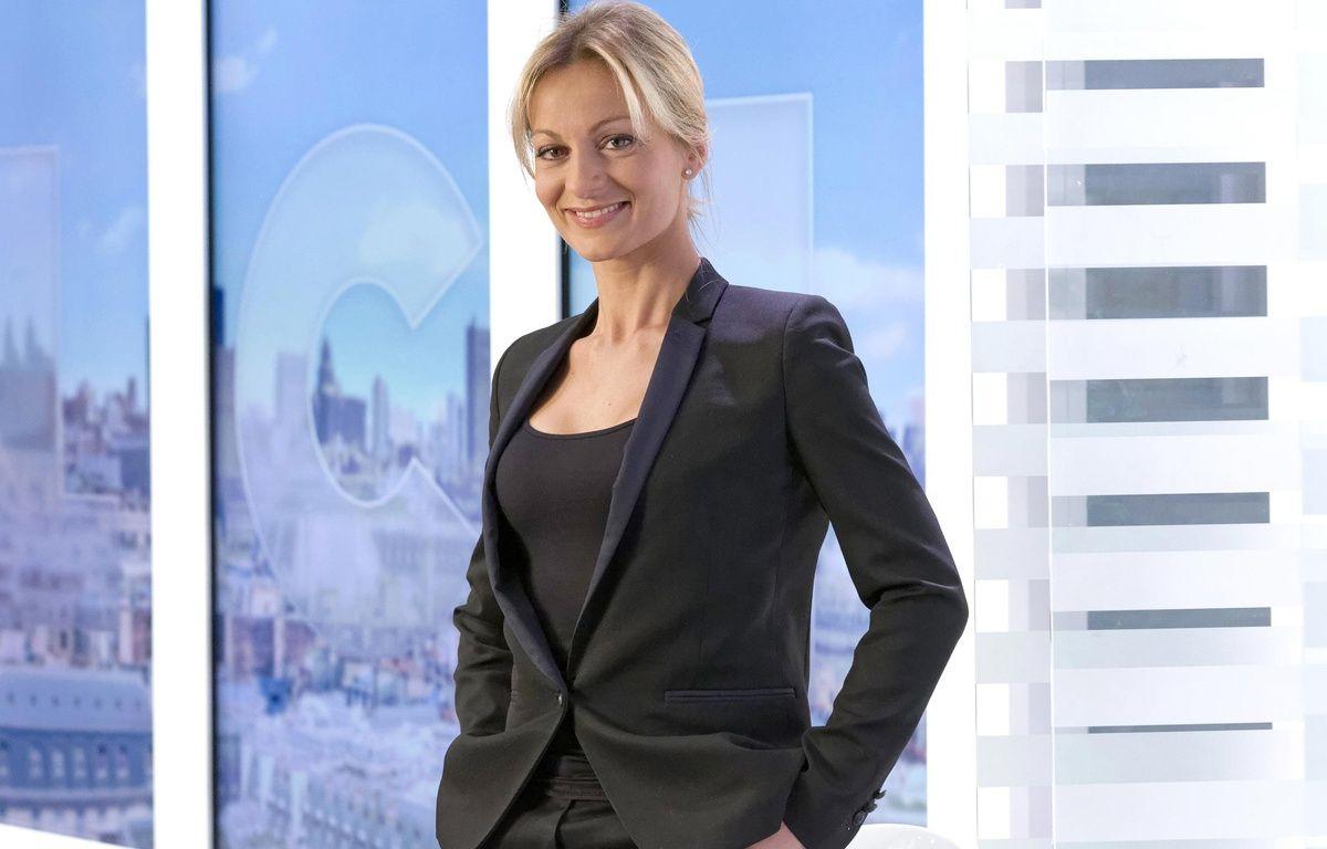 Audrey Crespo-Mara. – FREDERIC BERTHET / TF1