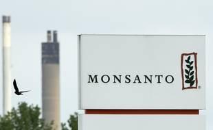 L'usine Monsanto à Lillo près d'Anvers, en Belgique, le 24 mai 2016.