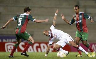 Bordeaux, qui a retrouvé le goût de la victoire contre Toulouse (1-0), reçoit les Portugais du Maritimo Funchal, jeudi (19h00) lors de la 4e journée de l'Europa League, avec l'ambition d'asseoir sa deuxième place dans un Groupe D dominé par Newcastle.