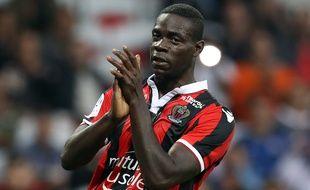 Mario Balotelli peut s'applaudir, il joue plutôt bien à Nice