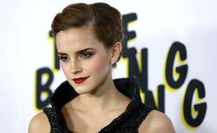"""Emma Watson, à la première de """"The Bling Ring"""", le 4 juin2013"""