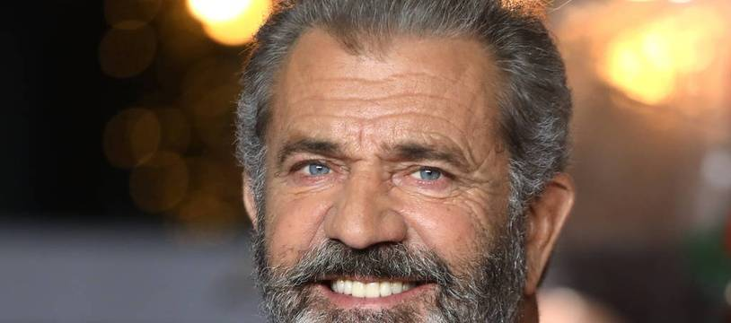 L'acteur et réalisateur Mel Gibson