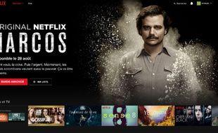 Les séries TV et notamment les séries exclusives ont la faveur du public sur Netflix.
