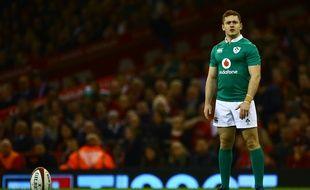 Paddy Jackson sous le maillot irlandais.