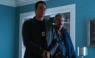 «Traîné sur le bitume» est le troisième film du méconnu S. Craig Zahler, et réunit Vince Vaughn et Mel Gibson dans un polar coup de poing
