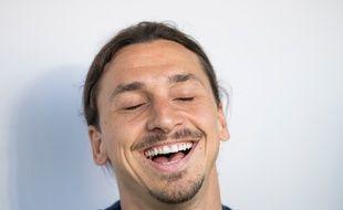 L'attaquant suédois Zlatan Ibrahimovic, le 30 mai 2016 à Malmö.