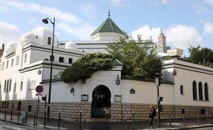 Image d'illustration de la Grande Mosquée de Paris.