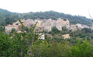 Le village de Feliceto.