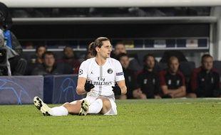 Adrien Rabiot serait exclu jusqu'à nouvel ordre du groupe du PSG.