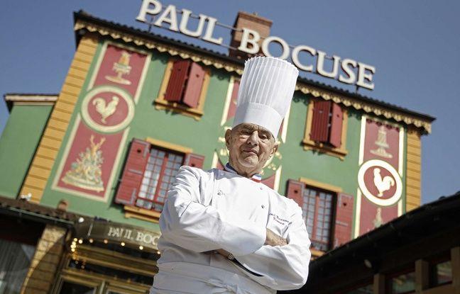 Lyon: Des objets personnels de Paul Bocuse mis aux enchères