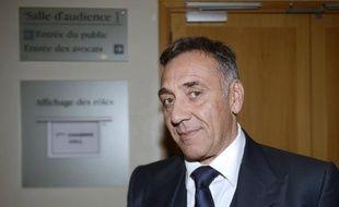 Le tribunal correctionnel de Marseille a condamné mardi Jean-Luc Barresi, agent de footballeurs, à quatre ans de prison dont trois avec sursis pour une affaire d'extorsion de fonds touchant à des sociétés du port autonome.