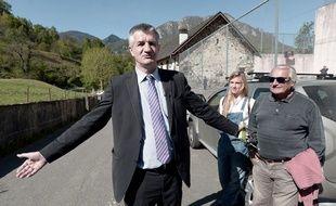 Jean Lassalle est candidat à sa propre succession