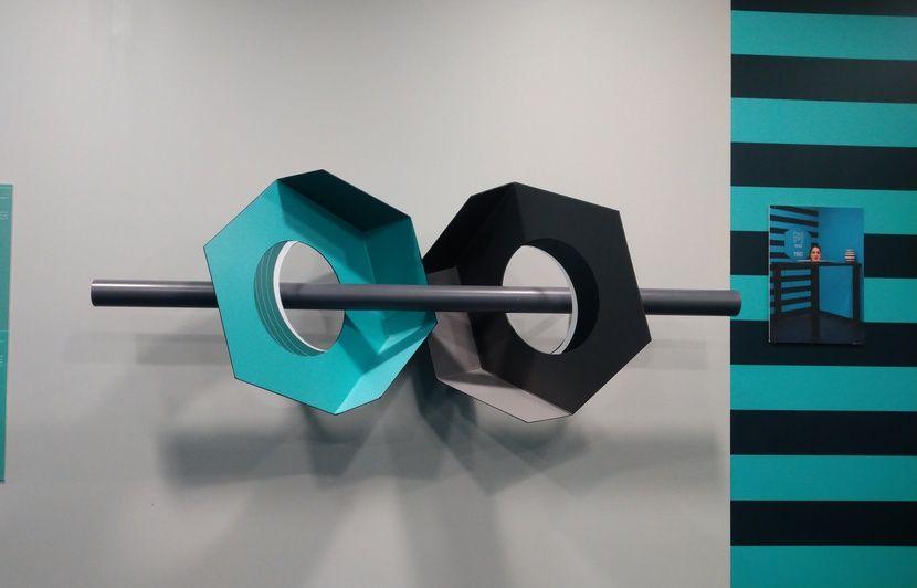 VIDEO. Vortex, kaléidoscope, stéréogrammes... Le Musée de l'illusion à Paris en met plein la vue