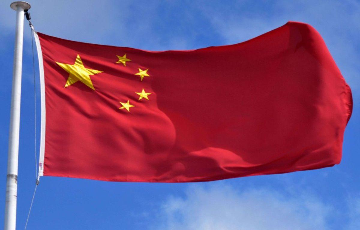 Le drapeau de la Chine  – Chameleons Eye/REX/REX/SIPA