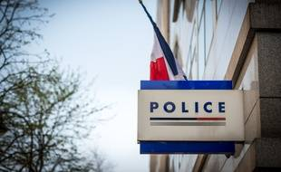Un commissariat de police. (Illustration).