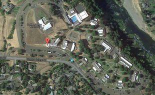 L'université Umpqua University College (Oregon), aux Etats-Unis.
