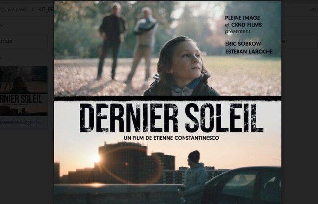 Affiche du film Dernier Soleil d'Etienne Constantinesco