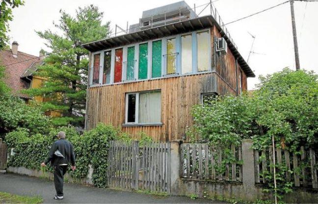 La Villa Paris respecte l'architecture du quartier tout en offrant une pointe de modernité.
