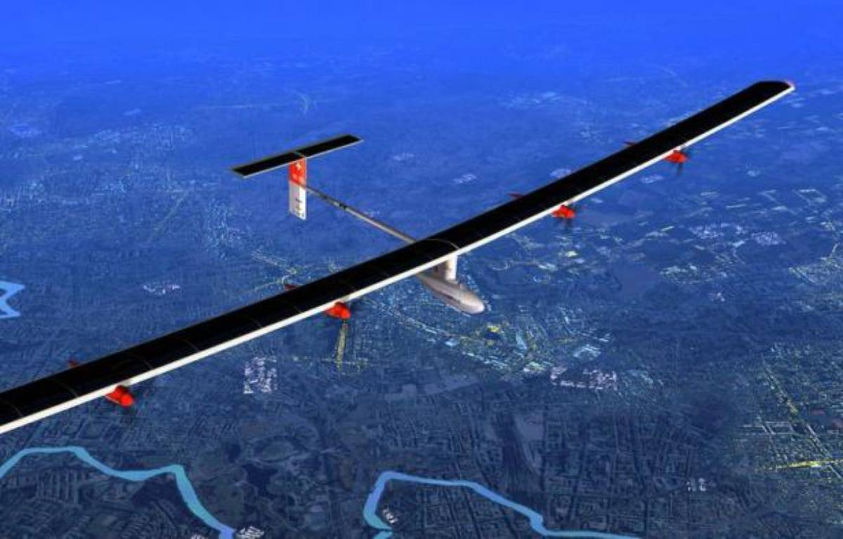 L'avion solaire expérimental Solar Impulse est arrivé vendredi soir à Rabat venant de Ouarzazate (sud), sur le chemin du retour vers son point de départ, la Suisse – Claudio Leona afp.com