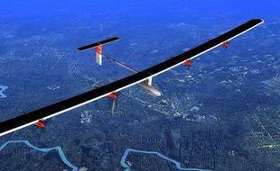 L'avion solaire expérimental Solar Impulse est arrivé vendredi soir à Rabat venant de Ouarzazate (sud), sur le chemin du retour vers son point de départ, la Suisse