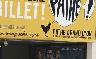 Illustration du cinéma Pathé de ellecourt.