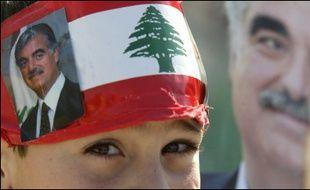 Le Liban commémorait en masse mardi à Beyrouth le premier anniversaire de l'assassinat de l'ex-Premier ministre Rafic Hariri, un tournant historique qui a conduit à la fin de près de 30 ans de présence syrienne dans le pays.