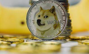 Le dogecoin continue d'exploser et grimpe de 10.000% en 4 mois