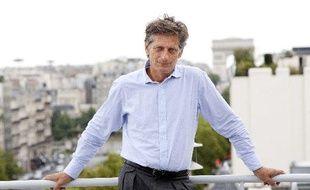 Nicolas de Tavernost, président du directoire de M6, août 2010