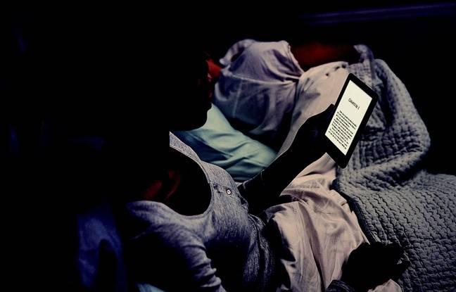 La Kindle d'entrée de gamme possède elle aussi un écran rétroéclairé.