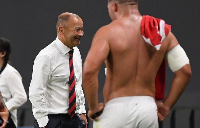 Coupe du monde de rugby: Avant le match face aux USA, le sélectionneur anglais pense jouer contre «15 Donald Trump»