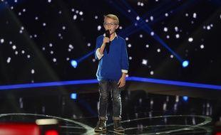 Ethan à The Voice Kids