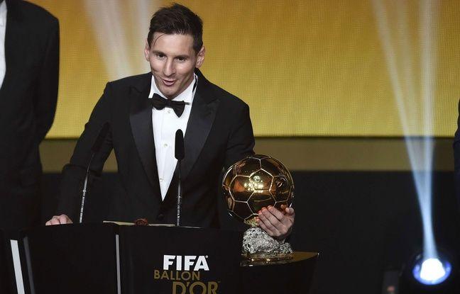 Lionel Messi devrait recevoir son sixième Ballon d'Or au théâtre du Châtelet.