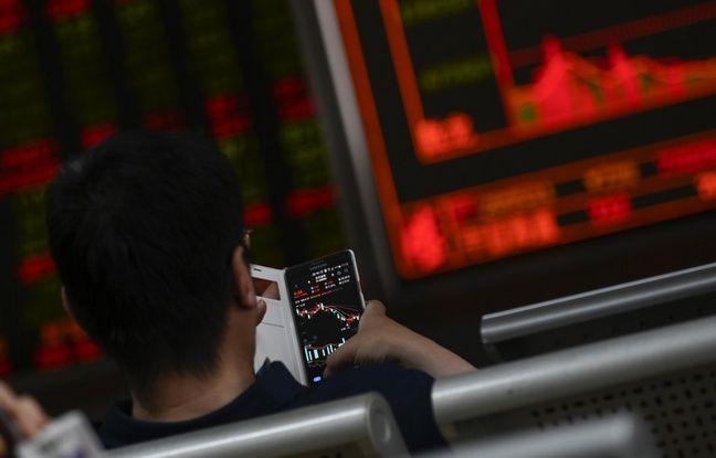 Chine: La croissance chinoise au plus bas, une première depuis 27 ans