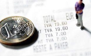 Le principal taux de TVA passera au minimum de 19,6% à 20% en 2014
