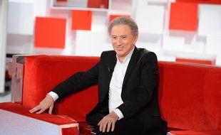 Michel Drucker a fait son grand retour sur France 2.
